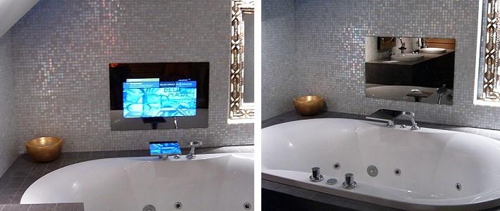 Телевизор в ванную